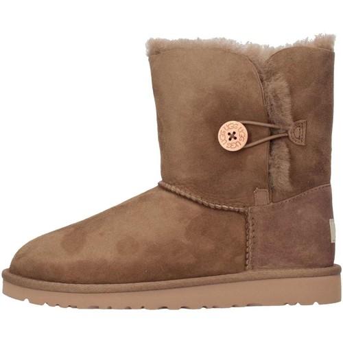 Chaussures Fille Bottines UGG UGKBLBDLF5991K Beige