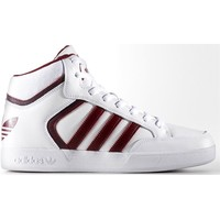Chaussures Homme Baskets montantes adidas Originals Varial Mid Blanc