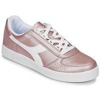 Chaussures Femme Baskets basses Diadora B ELITE I METALLIC WN Bronze