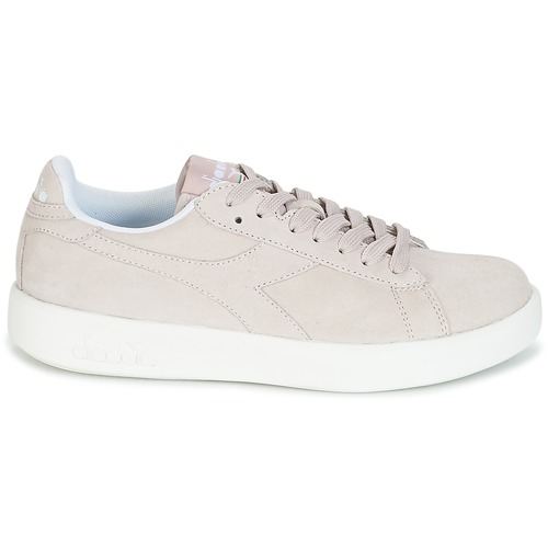 Prix Réduit Chaussures ihjdfh465DHU Diadora GAME WIDE NUBE Taupe