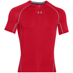Vêtements Homme T-shirts manches courtes Under Armour T-shirt Compression  HeatGear Armour - 1257468-600 Rouge