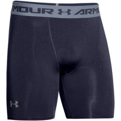 Vêtements Homme Shorts / Bermudas Under Armour Short Compression  HeatGear Armour Mid -1257470-410 Bleu