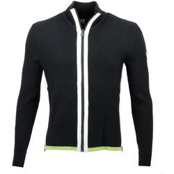 Vêtements Homme Gilets / Cardigans Emporio Armani EA7 Cardigan  - 6XPEZ2-PM07Z-1200 Noir