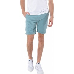 Vêtements Homme Shorts / Bermudas Kaporal Bermuda Homme Romer Light Denim Bleu