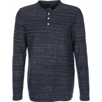 Vêtements Homme T-shirts & Polos Minimum T-Shirt Garrison Bleu Chiné