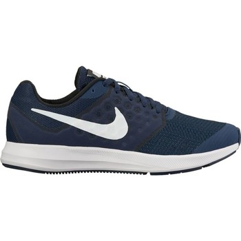 Chaussures Enfant Fitness / Training Nike Downshifter 7 (GS) Running Shoe AZUL