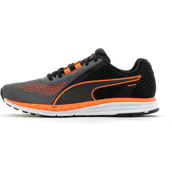 Chaussures Homme Running / trail Puma Speed 500 IGNITE 2 Black / Orange