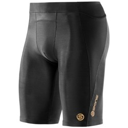 Vêtements Homme Shorts / Bermudas Skins A400 MENS HALF TIGHTS Noir