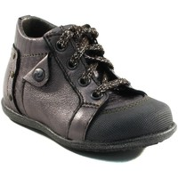 Chaussures Fille Baskets montantes Little Mary AGATHA MARRON