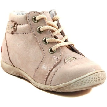 Chaussures Fille Baskets montantes GBB PRIMROSE 109 ROSE