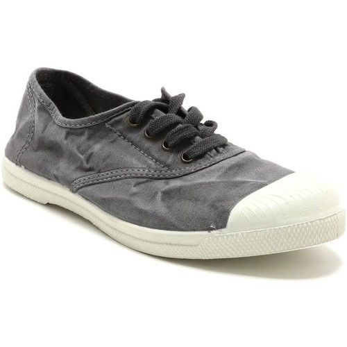 Chaussures Femme Baskets basses Natural World 102E GRIS