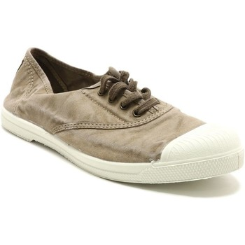 Chaussures Femme Baskets basses Natural World 102E BEIGE