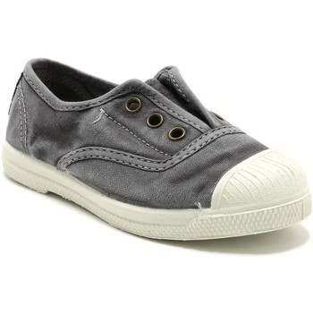Chaussures Baskets basses Natural World 470E GRIS