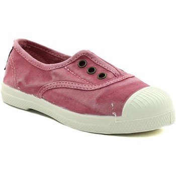 Chaussures Baskets basses Natural World 470E ROSE