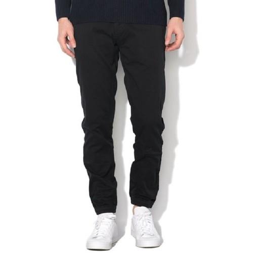 Vêtements Homme Pantalons Minimum PANTALON FABRON Gris/ Dark Navy