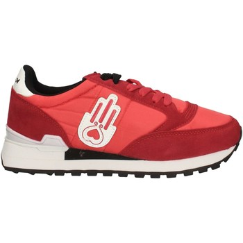 Chaussures Baskets basses Kamsa DKAMSA Sneakers Unisex Rouge Rouge