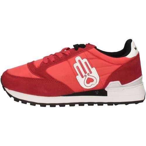 Chaussures Baskets basses Kamsa DKAMSA Sneakers Unisex Rouge Rouge