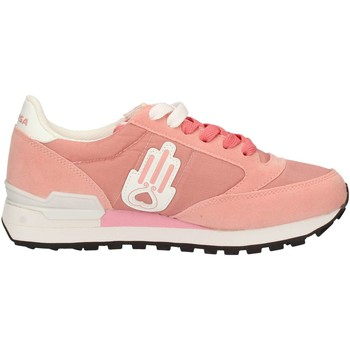 Chaussures Baskets basses Kamsa DKAMSA Sneakers Unisex Rose Rose