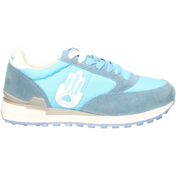 Chaussures Baskets basses Kamsa DKAMSA Sneakers Unisex Bleu Bleu