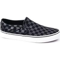 Chaussures Slips on Vans VN-0 VOSGPA Slip on  Unisex Noir Noir