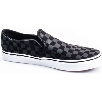 Chaussures Slip ons Vans VN-0 VOSGPA Slip on  Unisex Noir Noir
