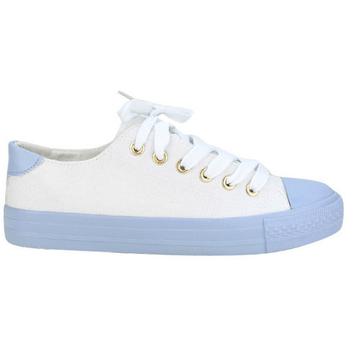 Chaussures Femme Baskets basses Cendriyon Baskets Blanc Chaussures Femme, Blanc
