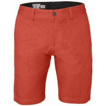 Vêtements Garçon Shorts / Bermudas Volcom Short  Frickin Tight - Orange Or