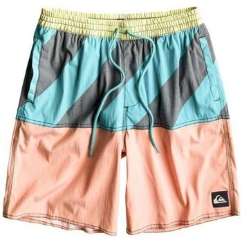 Vêtements Homme Maillots / Shorts de bain Quiksilver Boardshort  Original Panel - Orange Or