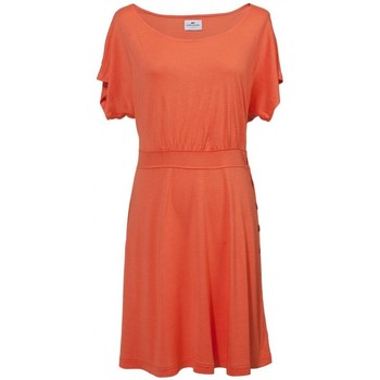 Vêtements Femme Robes courtes Loreak Mendian Robe  S/S Zurriola Pamela - Viscosa Or
