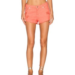 Vêtements Femme Shorts / Bermudas Insight Short  Low Thrasher - Coral Or