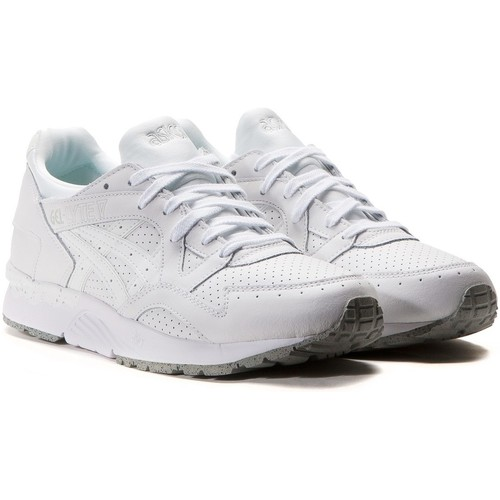 Asics BASKETS GEL-LYTE H5X4L BLANC - Chaussures Baskets basses