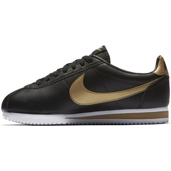 Chaussures Femme Baskets basses Nike Classic Cortez Leather