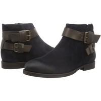 Chaussures Femme Boots Tommy Hilfiger BOOTS EN56821977 Bleu