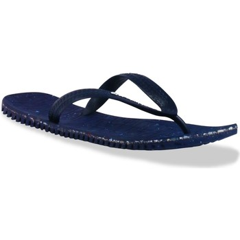 Chaussures Homme Tongs Amazonas Tongs homme  Fun Flip Flop Eco marine MARINE