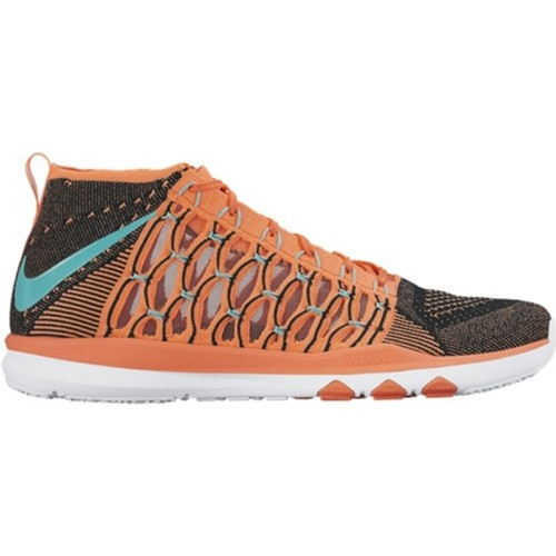 Chaussures Homme Baskets montantes Nike Train Ultrafast Flyknit Noir-Marron