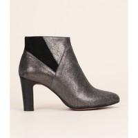 Chaussures Femme Bottines Schmoove STELLAR NERO PEWTER Argent Noir