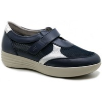 Chaussures Femme Baskets basses Relax 4 You BS17704 bleu