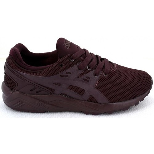 Asics Asic gel-kayano trainer evo Anthracite - Chaussures Baskets basses
