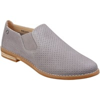 Chaussures Femme Slips on Hush puppies Analise Clever Grey