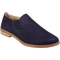Chaussures Femme Slips on Hush puppies Analise Clever Blue