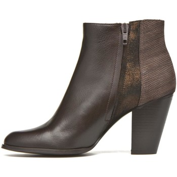 Chaussures Femme Boots Schmoove BOOTS GRAVITY DELTA TDMORO Marron