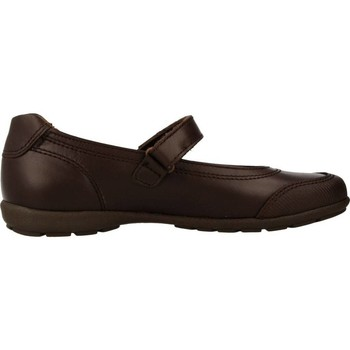 Chaussures Fille Ballerines / babies Pablosky 827490 Marron