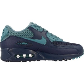 Chaussures Homme Baskets basses Nike AIR MAX 90 ESSENTIAL Blue