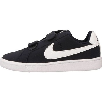 Chaussures Enfant Baskets basses Nike COURT ROYALE Blue