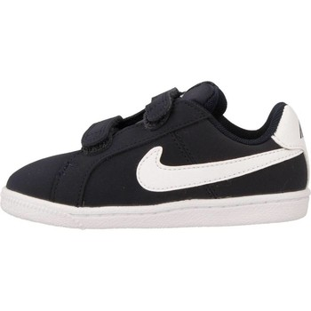 Chaussures Enfant Baskets basses Nike COURT ROYALE (TDV) Blue