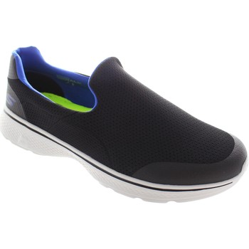 Chaussures Homme Slips on Skechers Go Walk 4 Incredible Noir
