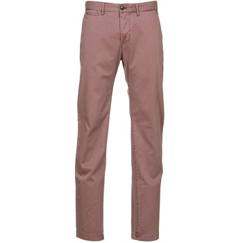 Vêtements Homme Chinos / Carrots Marc O'Polo ADALBERTO Bordeaux