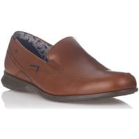 Chaussures Femme Mocassins Fluchos 9762 Marron