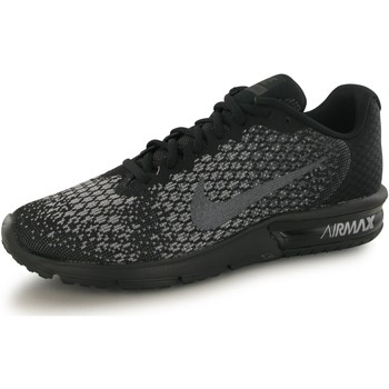 Chaussures Homme Baskets basses Nike Air Max Sequent 2 noir
