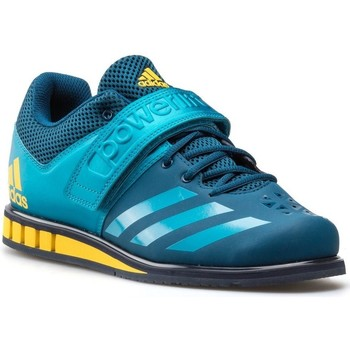 Chaussures Homme Baskets basses adidas Originals POWERLIFT31 Vert